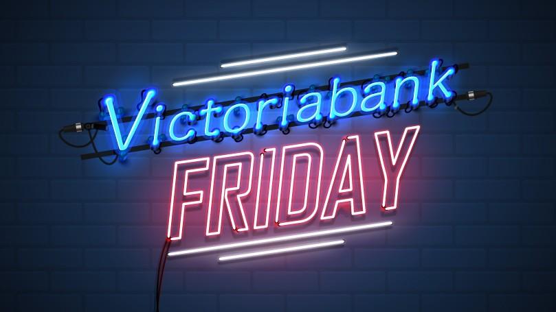 De Victoriabank Friday produsele bancare s-au vândut ca pâinea caldă