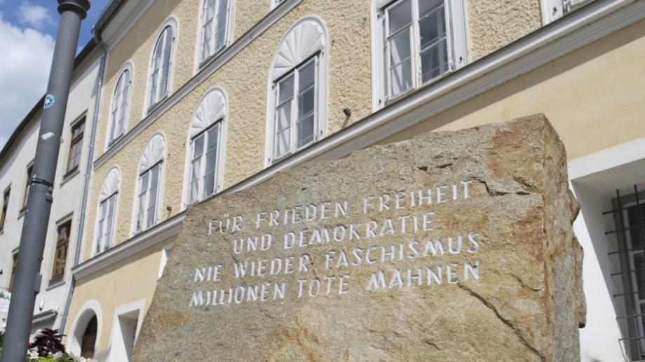 Casa în care a copilărit Adolf Hitler va fi transformată într-o secție de poliție