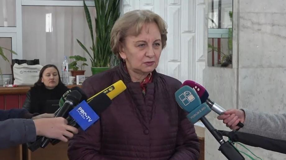 """Zinaida Greceanîi: """"Primarul să nu se ocupe de geopolitică și politică"""""""