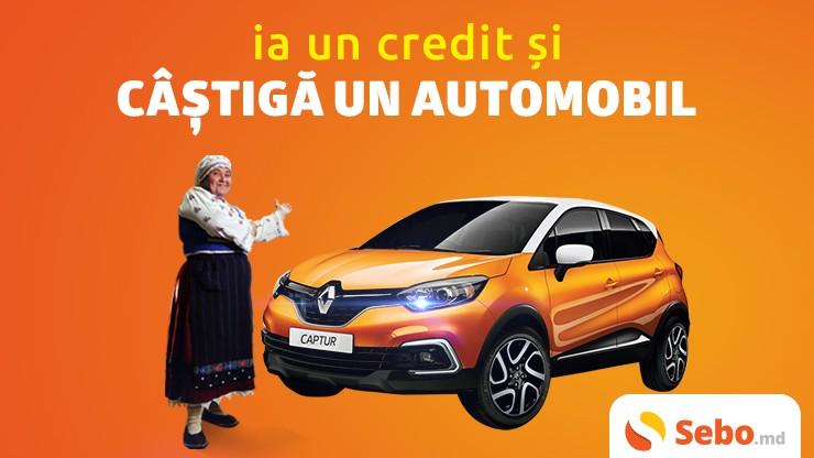 (video) Aplică la SEBO și câștigă un Renault Captur