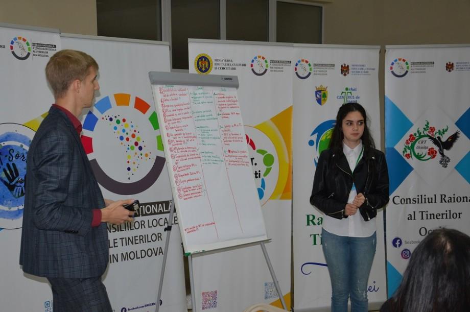 (foto) Cum s-a desfășurat ultima Conferință Națională a Consiliilor de Tineret din acest an