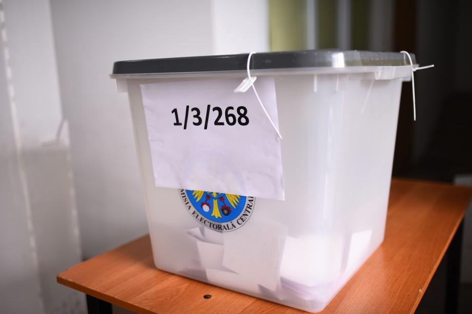 (grafic) Rezultate preliminare. Cine sunt câștigătorii alegerilor locale generale în centrele raionale din țară