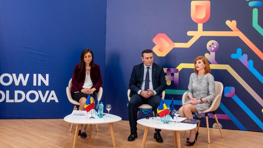 """Circa 1 500 de antreprenori din țară și de peste hotare vor participa la cea de-a VI-a ediție a """"Moldova Business Week"""""""