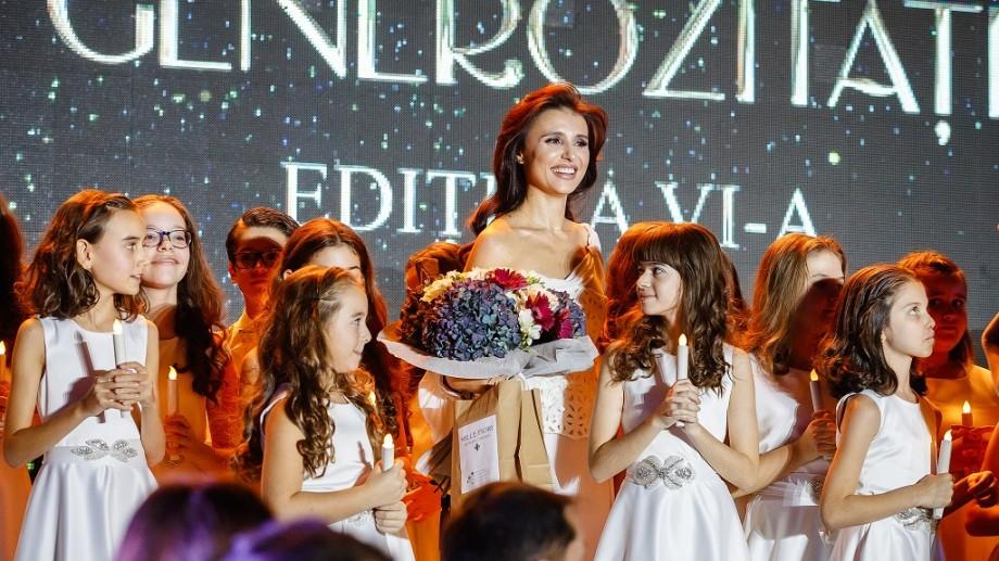 Peste 21 de mii de euro s-au adunat la Gala Generozității 2019. Banii vor fi donați mai multor copii din orfelinate