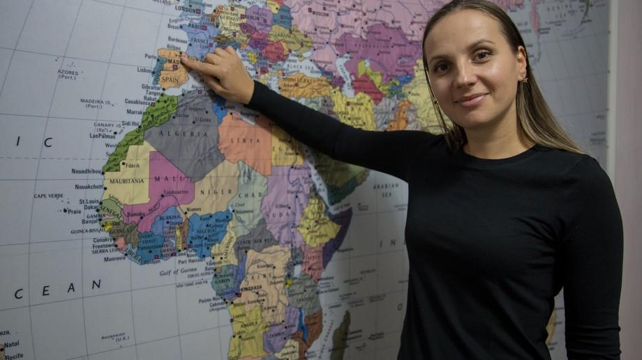 (foto) Erasmus-ul Mariei: Programul care a făcut-o să nu se oprească niciodată din învățat