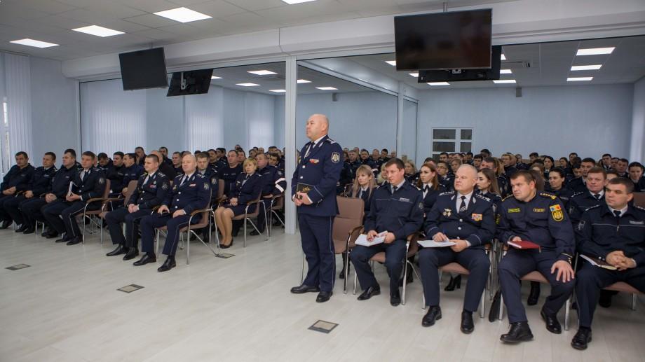 Ministrul de Interne a numit un nou șef interimar la Direcția de Poliție din Chișinău