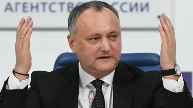 """(video) """"Decizia Maiei Sandu a fost o surpriză."""" Igor Dodon spune că PSRM se va adresa Comisiei de la Veneția"""