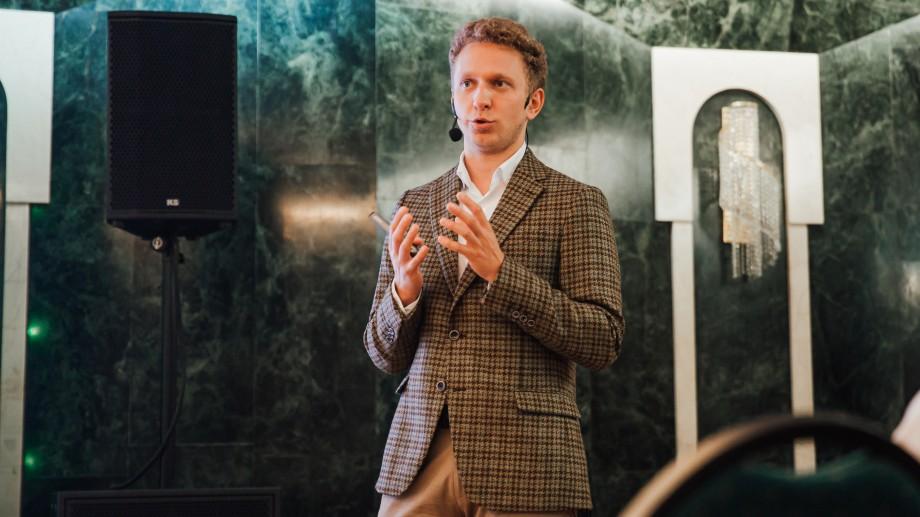 (video) Geneticianul ucrainean Alexander Koliada dezbate miturile despre alimentația sănătoasă