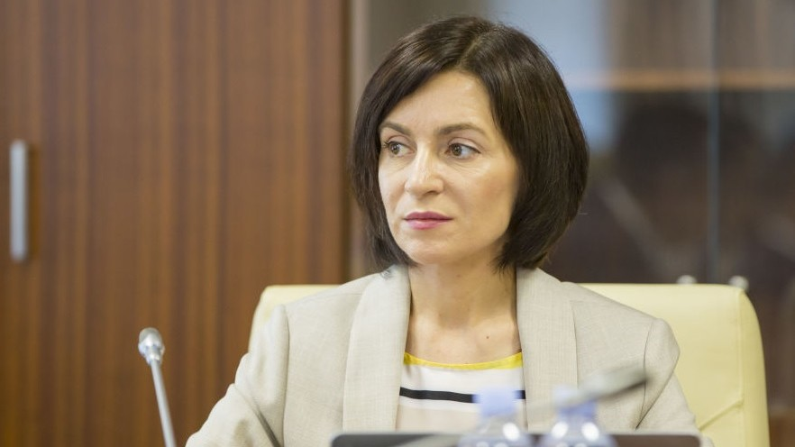 """Maia Sandu către membrii CSP: """"Sper că vor înțelege, măcar în ultima clipă, pericolul extrem de mare asupra țării"""""""