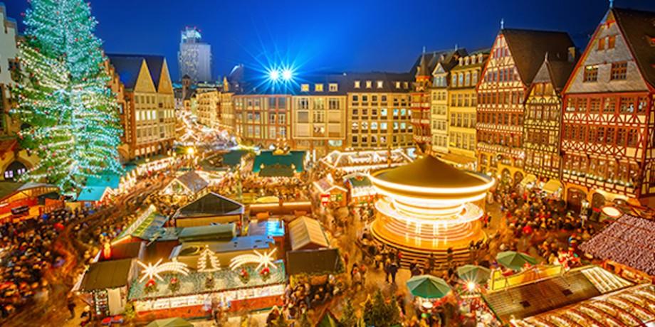 Vrei o iarnă de poveste? Lista orașelor cu cele mai frumoase târguri de Crăciun din Europa