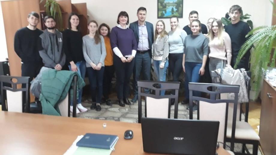 Studenții de la Facultatea Inginerie Economică și Business, UTM au aflat despre eco-eficiența investițiilor