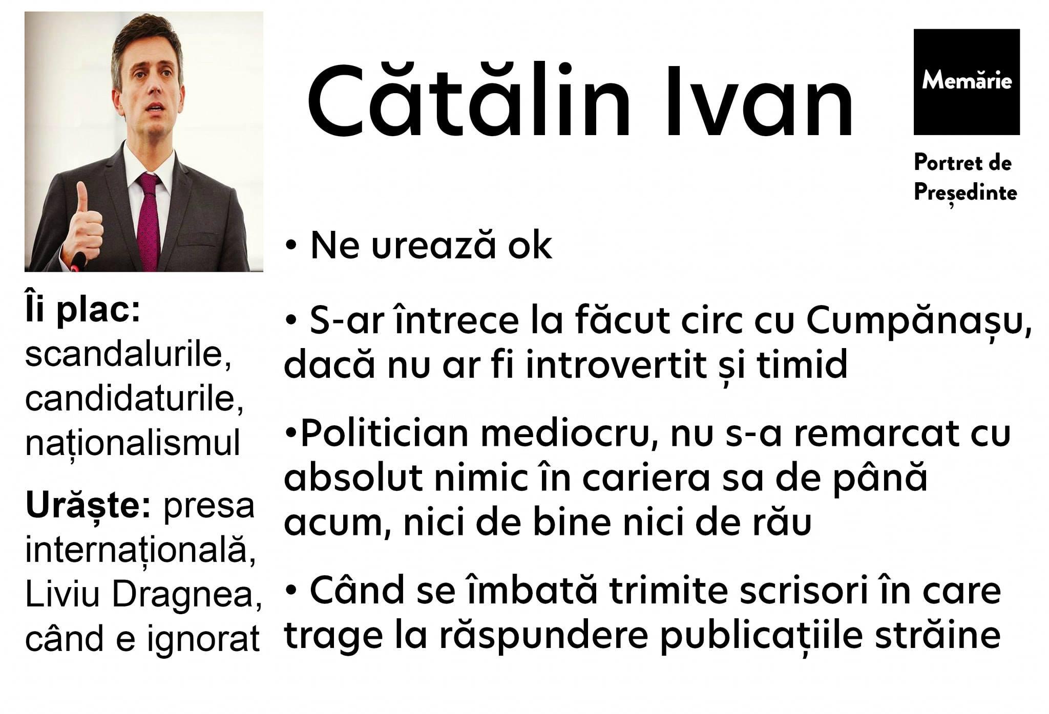 Președinte România8