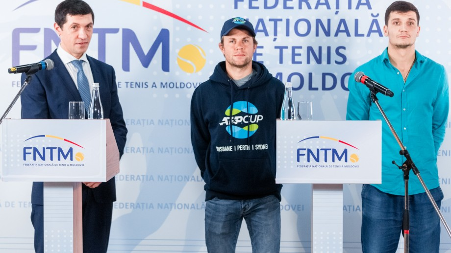 (foto) Moldova va participa la primă ediție a cupei ATP în Australia