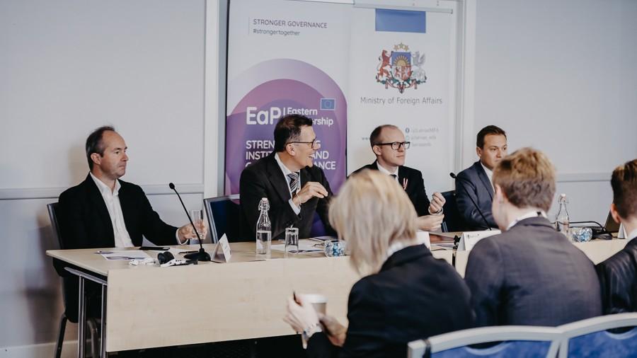 Parteneriatul Estic: Experții media s-au întâlnit la Riga pentru a modela sprijinul viitor al donatorilor