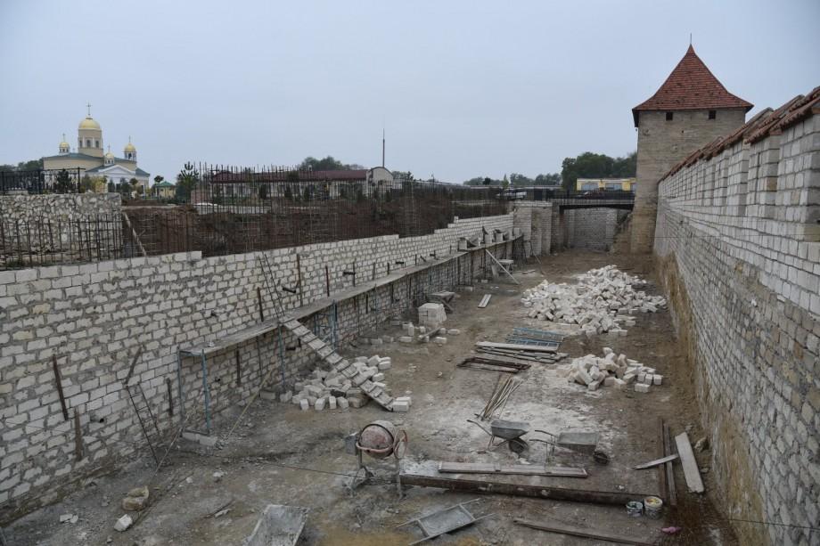 """Cetatea Tighina, """"renovată"""" cu termopan, teracotă. Istoric: """"Mutilare și batjocoră"""""""