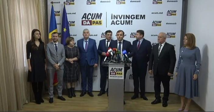 """(video) """"Îmi asum acest rezultat."""" Andrei Năstase susține prima conferință de presă după alegeri"""
