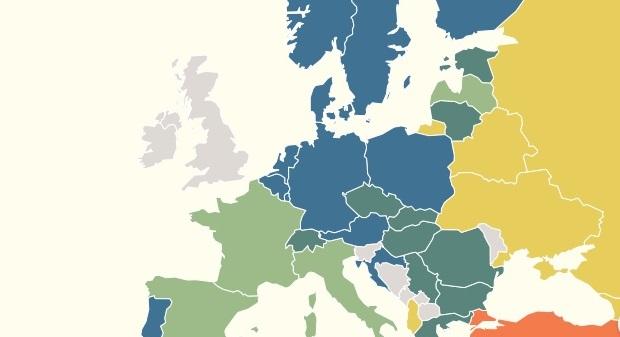 Topul țărilor europene în care se vorbește cel mai bine engleza. Moldova nu a fost inclusă