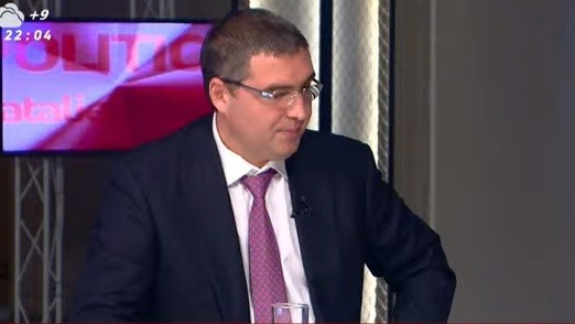 """Renato Usatîi: """"Mâna dreaptă a lui Chetraru, fostul șef de la CNA, va fi numit mâine șef al Poliției Naționale"""""""
