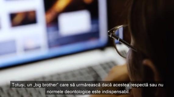 (video) Alfabetul media pentru TINEri. Cine reglementează presa din Republica Moldova