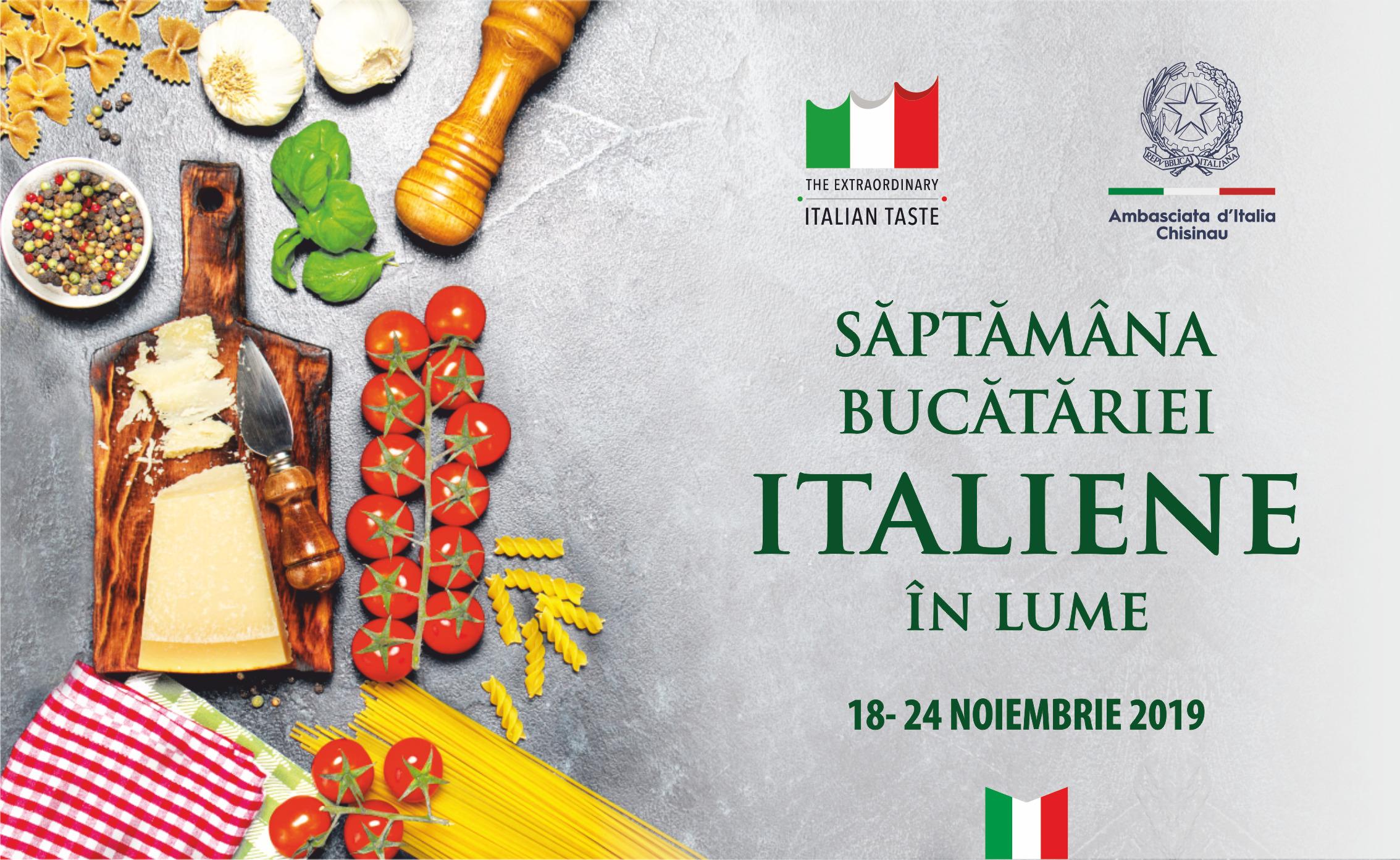 Vizual Săptămîna bucătărei Italiene