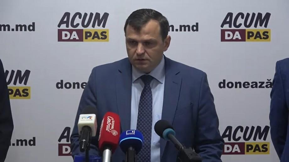 (video) Andrei Năstase cere reluarea dosarului cu privire la finanțarea PSRM din partea Federației Ruse