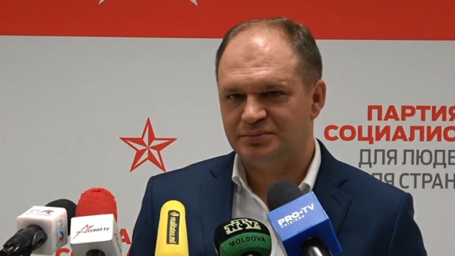 """Primele declarații ale lui Ion Ceban după închiderea secțiilor de votare: """"Ne așteptăm la victorie"""""""