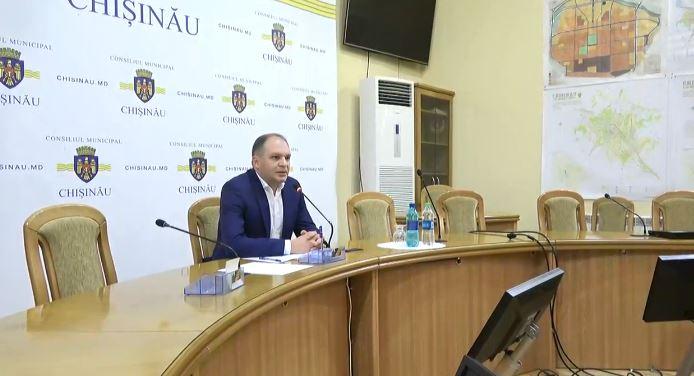 Ion Ceban a înaintat candidaturile pentru viceprimarii Chișinăului. Cine sunt aceștia