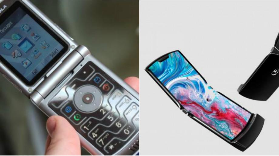 (foto) Înapoi în copilărie. Motorola reinventează Razr sub forma unui smartphone pliabil