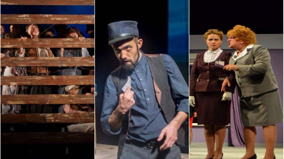 """Hai la teatru! Ce spectacole te așteaptă la sfârșit de noiembrie la teatrul """"Mihai Eminescu"""""""