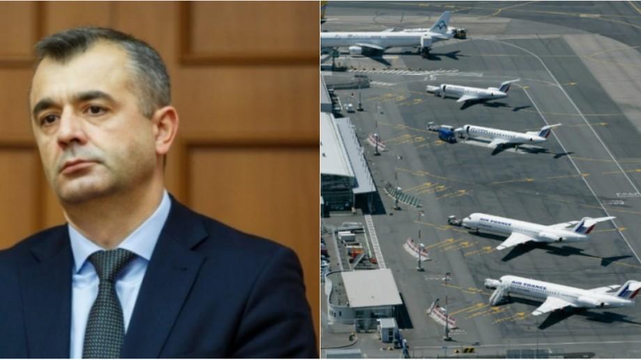 """""""Crearea judecătoriilor specializate și deschiderea a cel puțin unui aeroport internațional"""". Care sunt prioritățile Guvernului Chicu, până în 2020"""