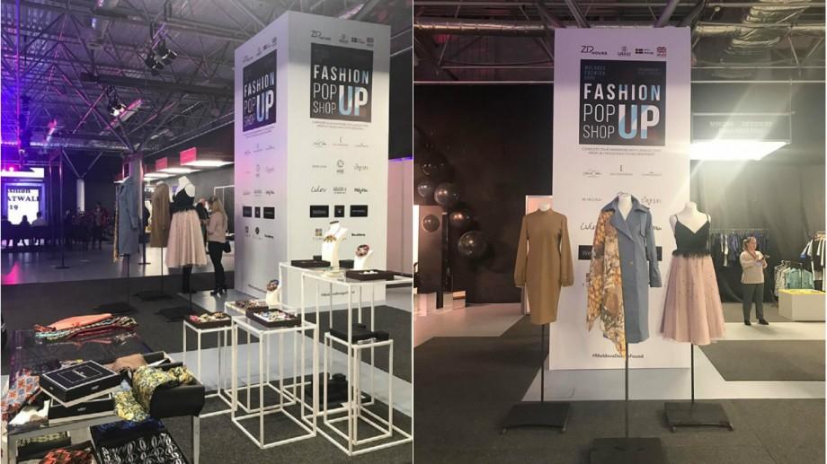 (foto) Ești pasionat de modă și stil? Vizitează POP-Up Shop și procură articole din colecțiile designerilor autohtoni