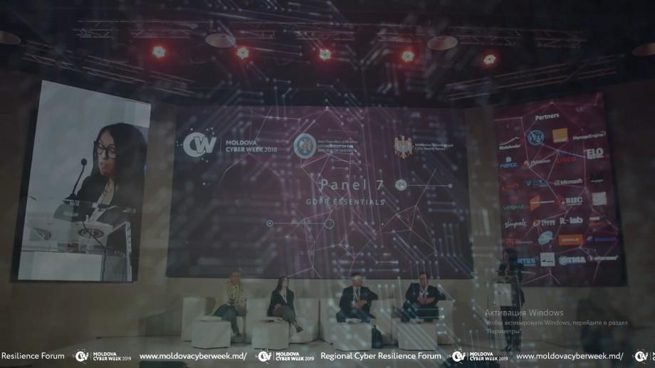 """(video) Securitatea online și atacurile cibernetice, pe agenda celei de-a șaptea ediții a """"Moldova CyberWeek 2019"""""""