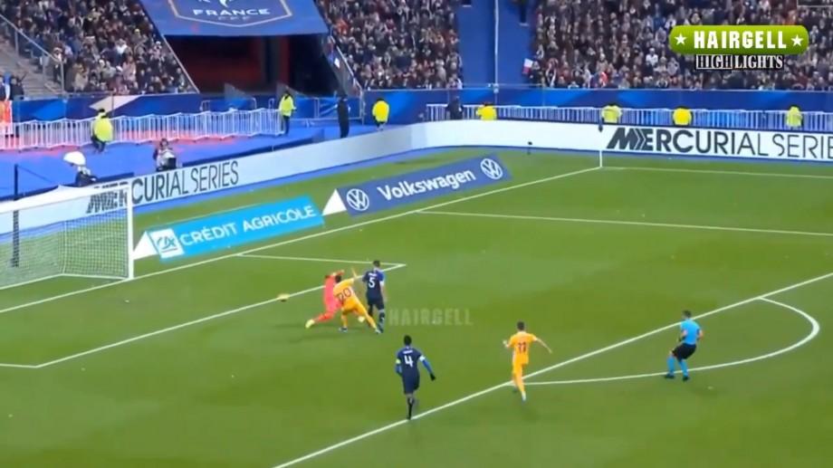 (video) Naționala Moldovei a pierdut în meciul cu Franța. Cine a marcat pentru tricolori