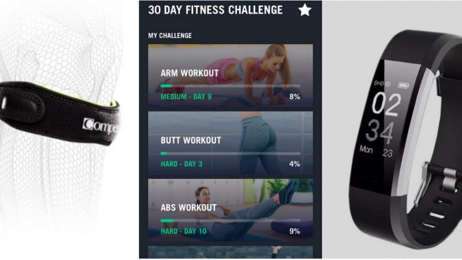 """""""Sunt mereu ocupată, de aceea exersez acasă."""" #1 Aplicații inteligente care ne ajută să ne menținem în formă"""