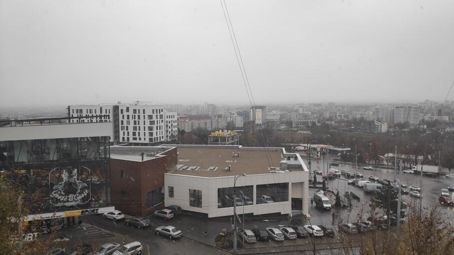 (video) Primii fulgi au ajuns și la Chișinău. Cum s-a văzut ninsoarea din Capitală