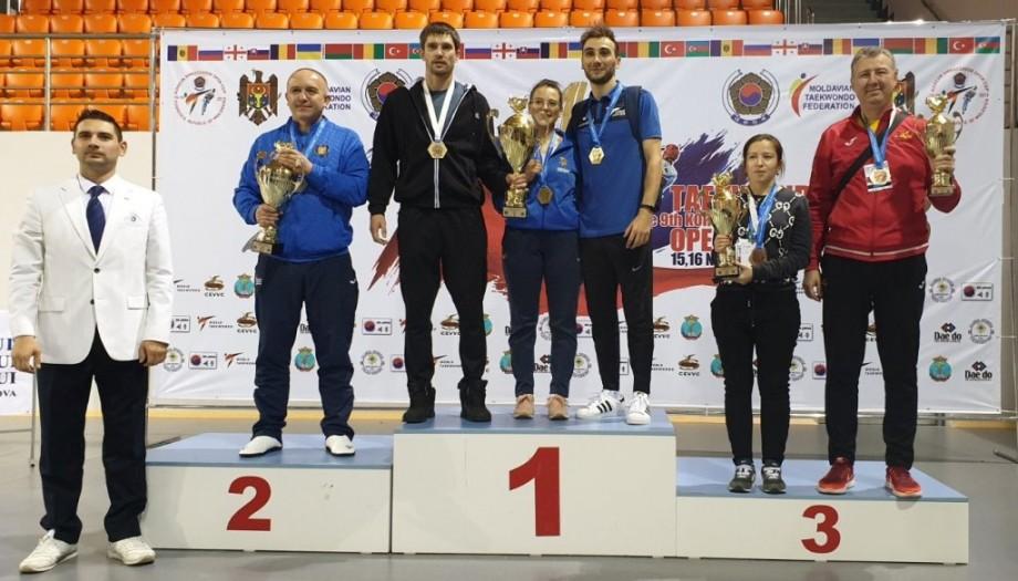 (foto) Peste 500 de sportivi din 12 țări au participat la cea de a noua ediție a Cupei Ambasadorului Coreei de Sud la Taekwondo WT la Ciorescu