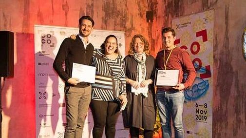"""Moldova a câștigat premiul """"Best Pitch"""" la cea de-a 21-a ediție a Festivalului de Film Cottbus"""