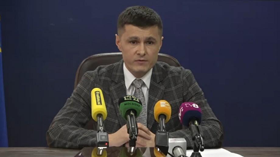 (video) Noul ministru al justiției recunoaște rezultatele concursului pentru funcția de procuror general, anulate de Stamate