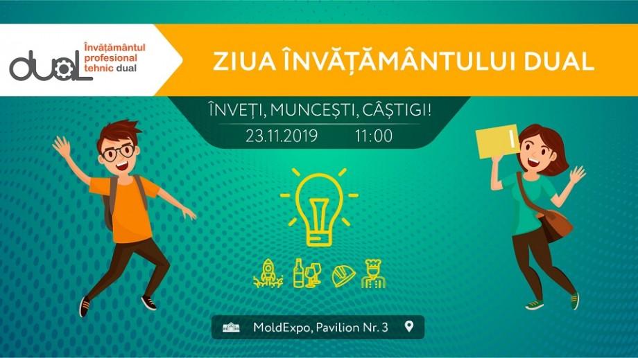 Ziua Învățământului Dual la Chișinău. Ce oportunități găsești aici, dacă ești viitor absolvent de gimnaziu sau liceu