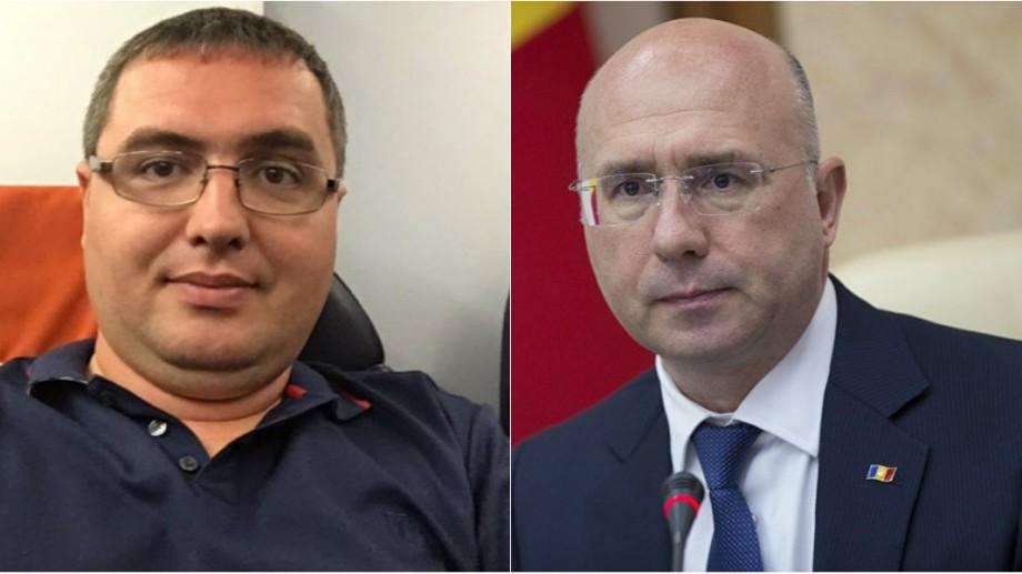 """Renato Usatîi s-a adresat lui Pavel Filip: """"Nu așteptați până când Dodon o să vă fentească"""""""