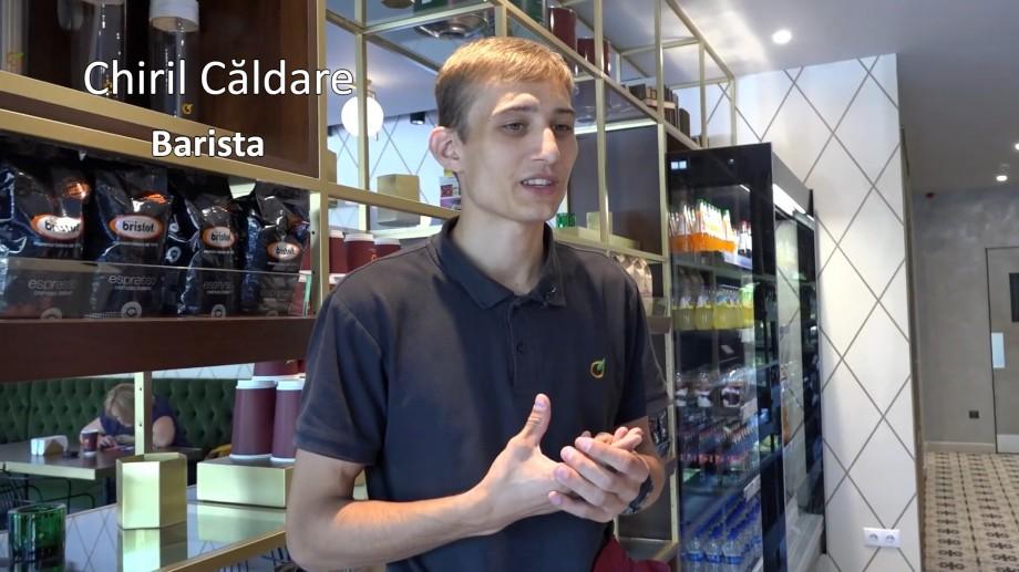 """(video) Întreb pentru un prieten. Răspunde barista: """"Cea mai scumpă cafea se produce din excrementele unei pisici sălbatice"""""""