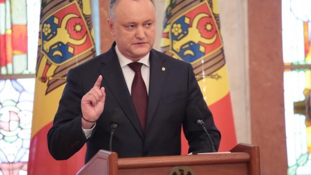 """(video) """"De-atâta"""" devine 42-ul moldovenesc. Igor Dodon are răspuns pentru orice întrebare"""