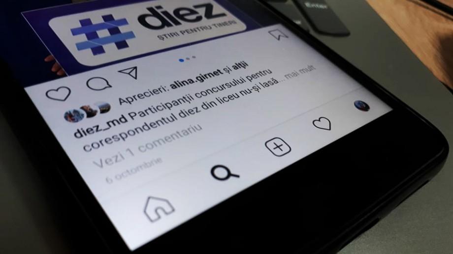 Instagram a început să ascundă numărul de like-uri și pentru utilizatorii din Moldova