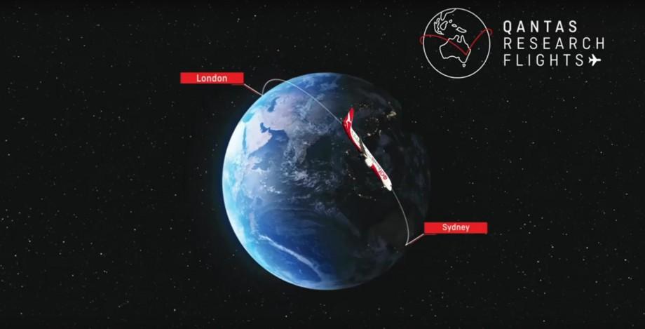 (video) A fost doborât un nou record mondial privind cel mai lung zbor. Cursa Londra-Sidney a fost parcursă în 19 ore și 19 minute