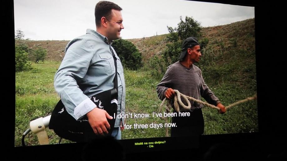 """(video) Documentarul """"Grădina Sovietică"""" și-a extins programul proiecțiilor la Cinematograful Patria"""