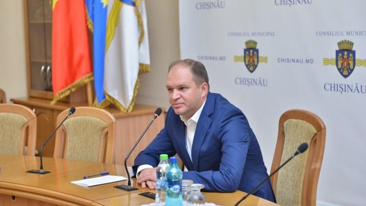 Ion Ceban a participat la prima ședință cu echipa Primăriei Chișinău. Ce subiecte au fost discutate