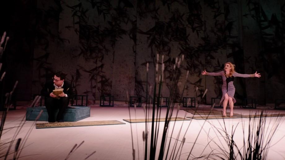 """""""Destinul nu poate fi fentat."""" Teatrului Național Eugene Ionesco te invită la spectacolul """"Iosif și amanta sa"""""""