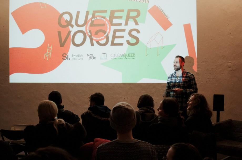 Unicul festival de film cu profil LGBTQI+ din Republica Moldova, Queer Voices, revine la Chișinău