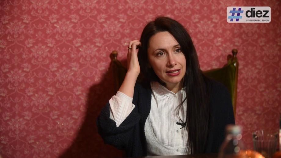 """Nata Albot: """"Pe mine nu mă miră faptul că 12 mii de oameni incomozi lui Plaha au fost interceptați"""""""