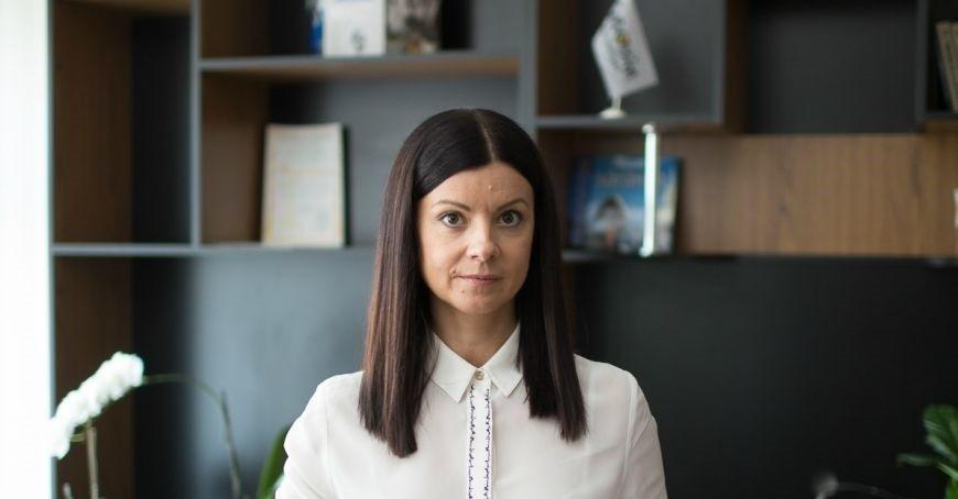 Olga Bordeianu a fost realeasă în funcția de director general al companiei Teleradio Moldova